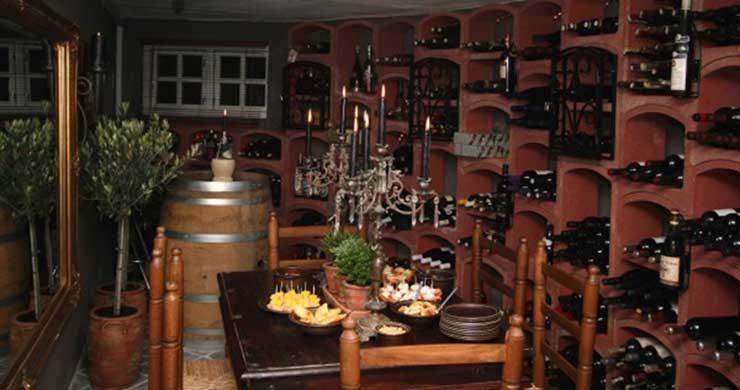 Le Bloc Cellier – Vinreolsystem från Frankrike